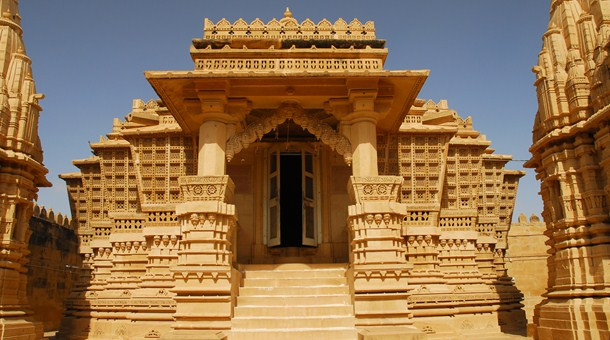 Lothvura Jain Temple