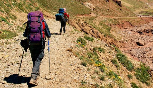 Trekking packing tips
