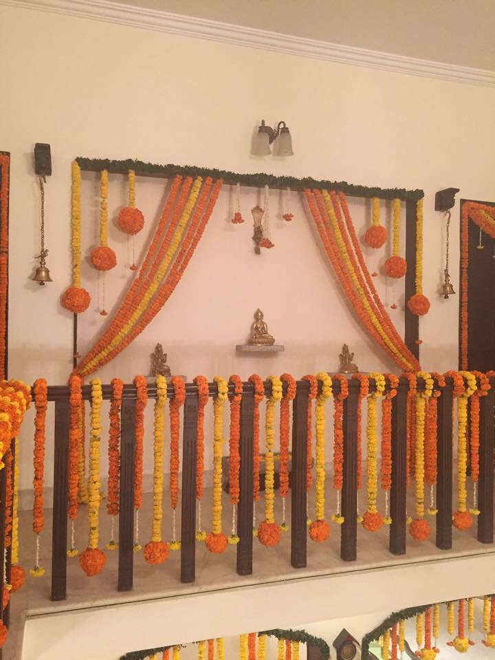 Durga Puja Banani Vista Home Decor