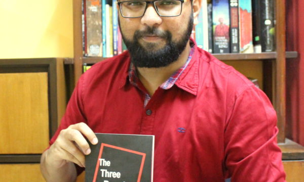Book Review-The Three Psychos- Yash Pawaskar, BananiVista