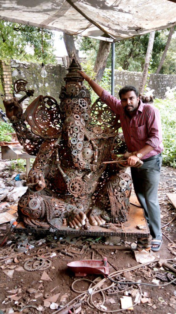 Ganpati - Work in Progress