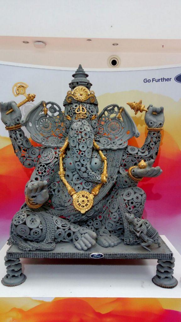 Ganpati by Nilesh Sudhakaran