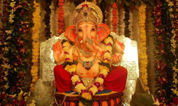 BananiVIsta, Decoration Ganesh Chaturthi