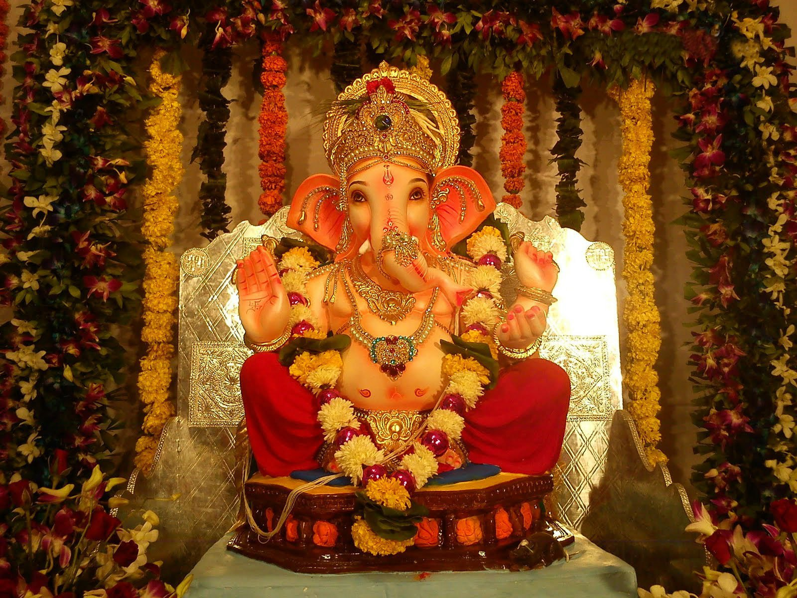 5 simple home decor ideas for ganesh chaturthi by monica chadha