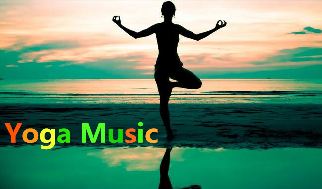 Yoga and music