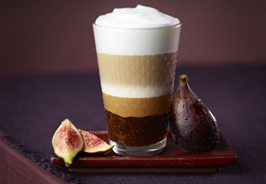 A Macchiato is characterized by distinct layers.