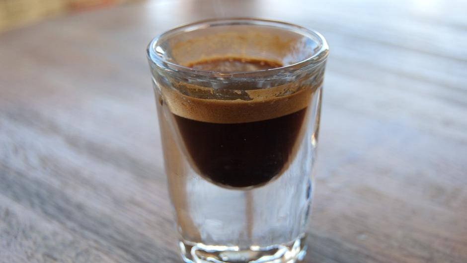 Espresso lovers will love it, BananiVista