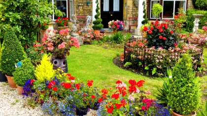 All about Garden Decoration Ideas