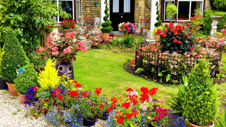 All about Garden Decoration Ideas