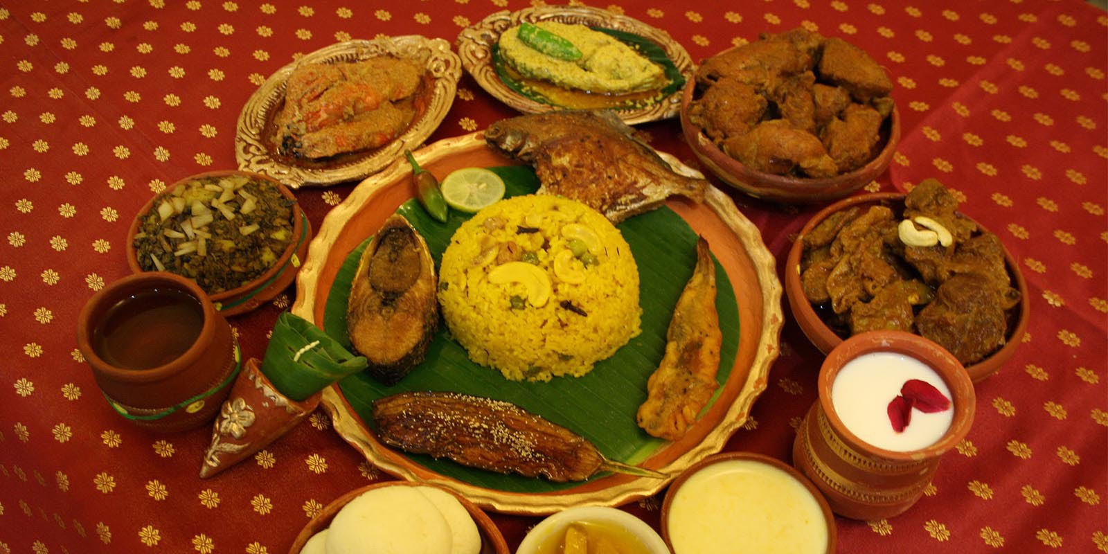 Bengali New Year Special Food