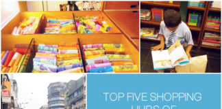 Shopping places Banani Vista