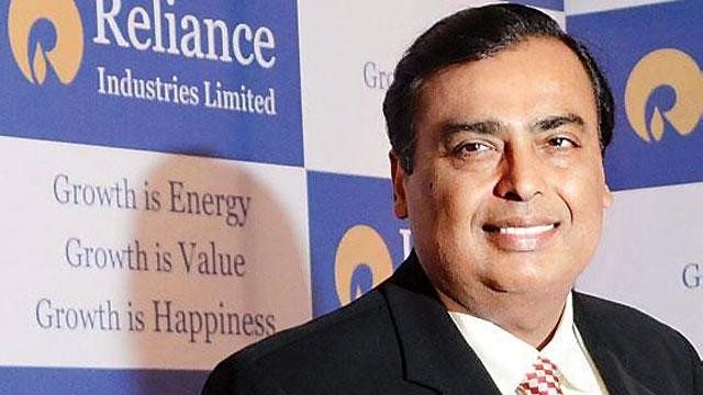 Mukesh Ambani , Chairman and MD - Reliance Industries