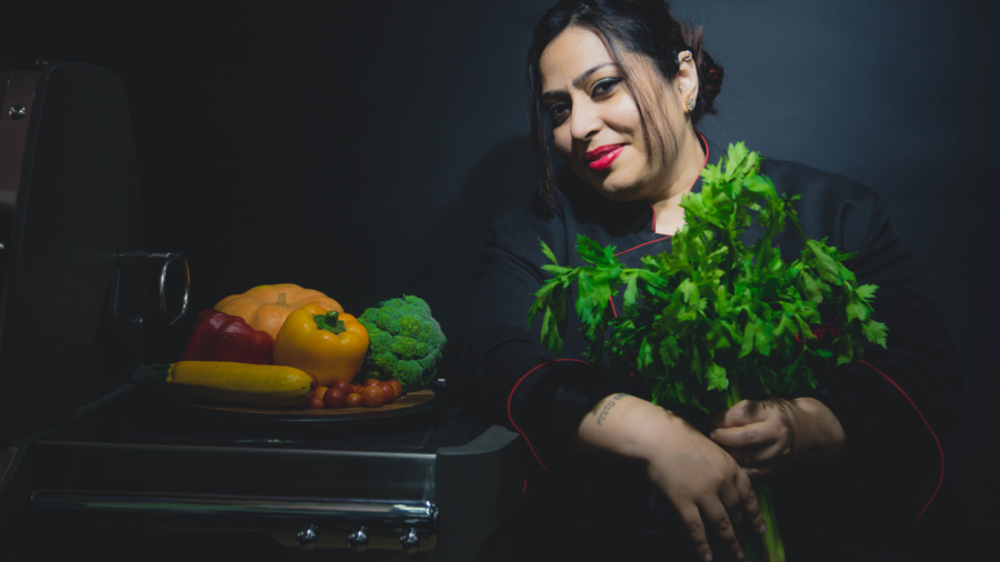 BananiVista, Interview with Chef