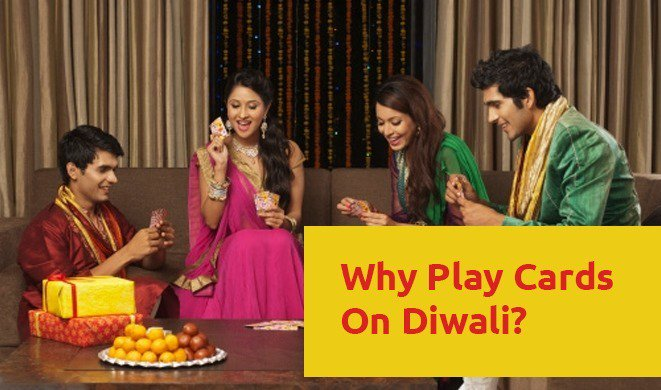 Gambling in Diwali