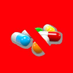 Say no to medicines