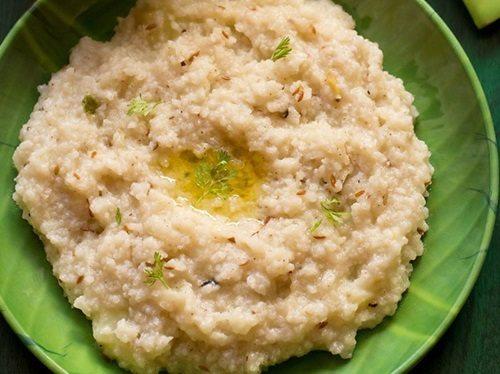 samvat-rice-khichdi, Navratri fast, BananiVista
