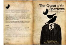 The Quest of the Sparrows, Book Review, BananiVista
