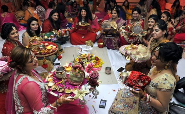 karwa chauth party