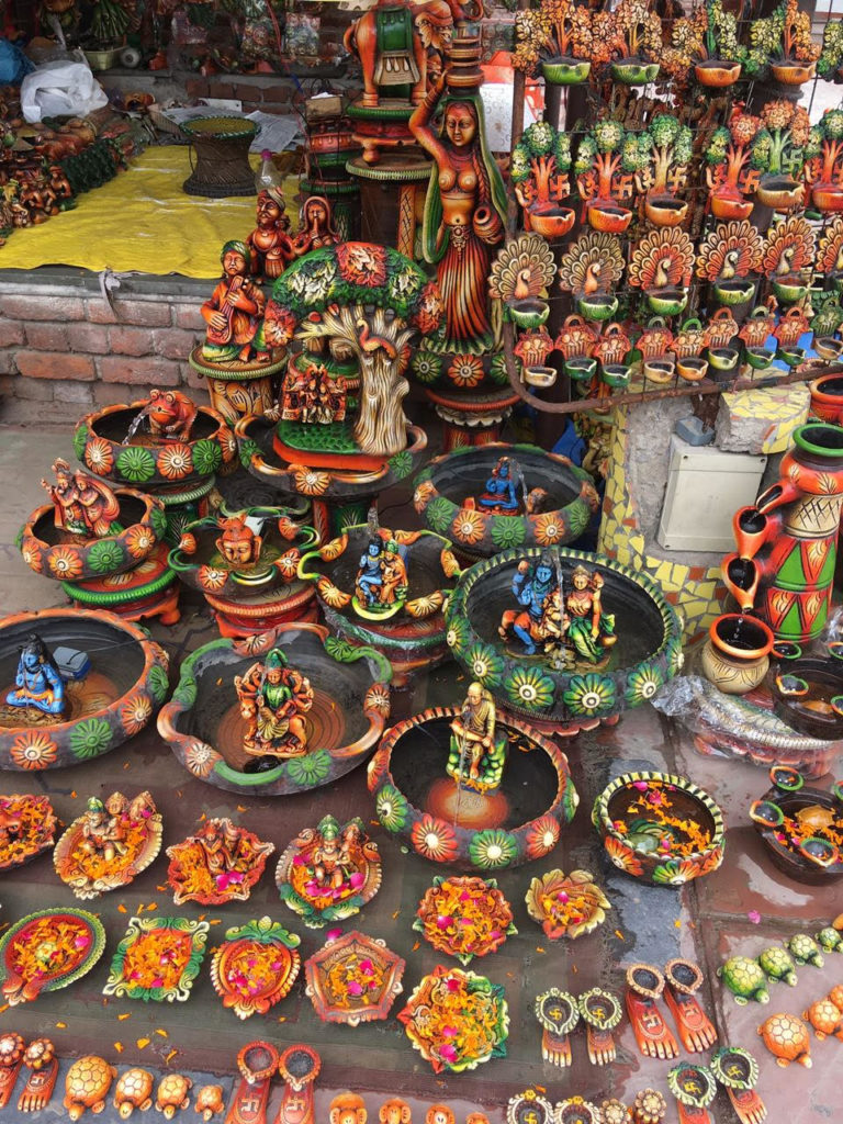 Is this the true Dilli Haat