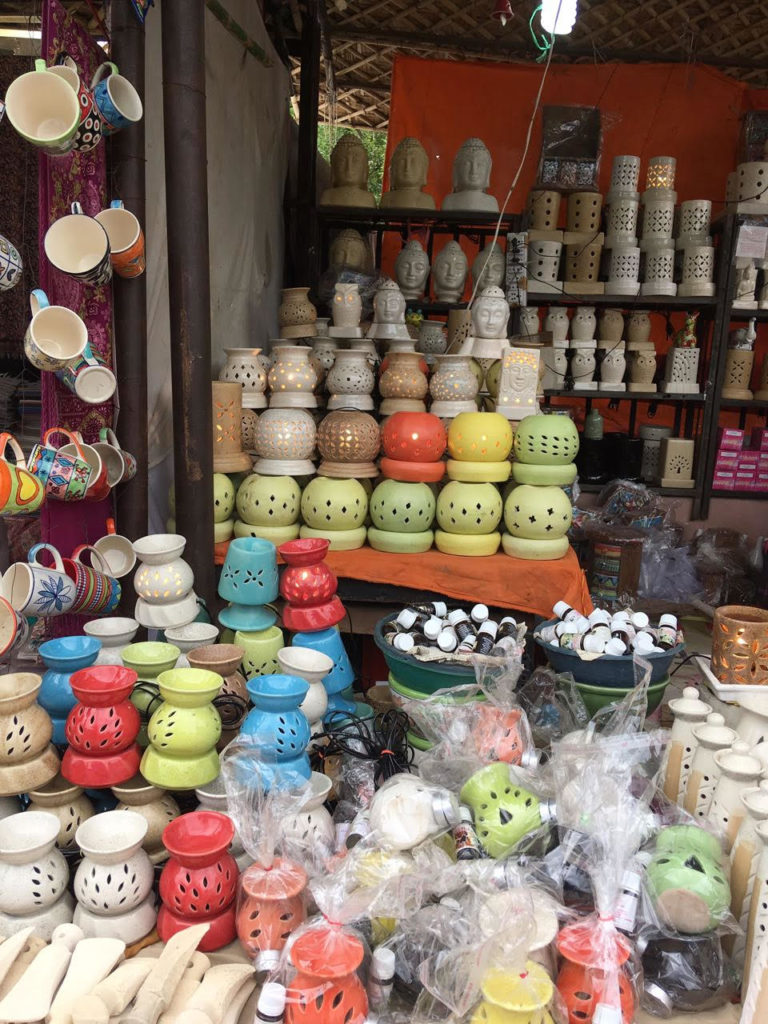 A lot of ceramic and bone china items are spread across.