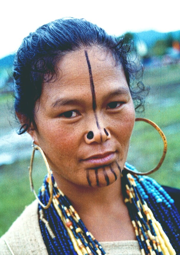 Facial Tattoo