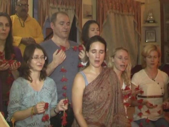 Hinduism has fascinated many