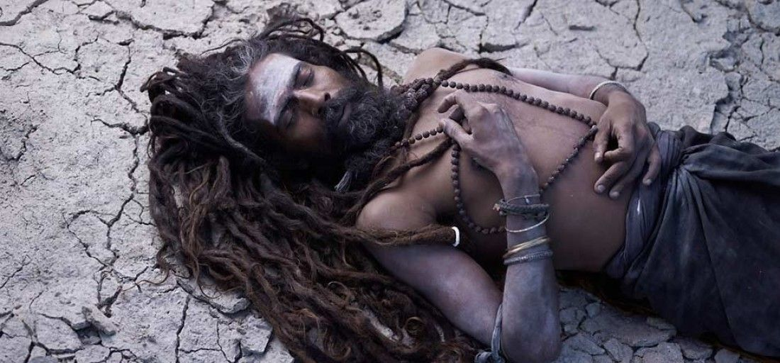 Aghoris have sex with corpses