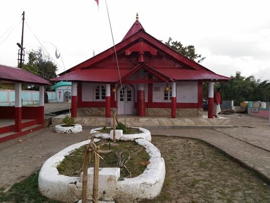 Nartiang Durga temple