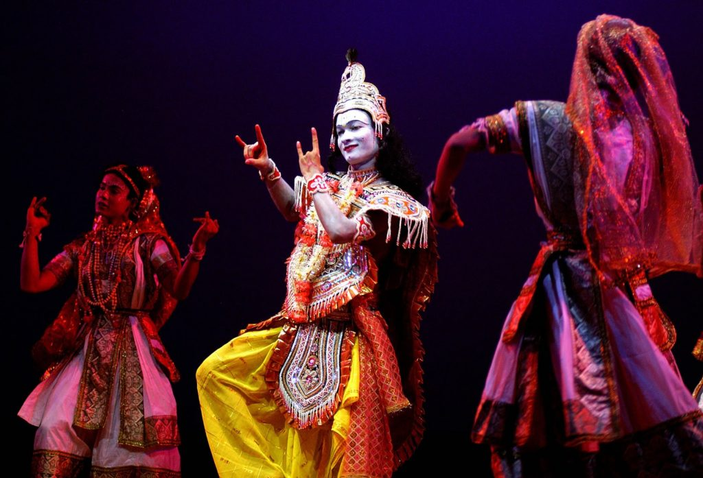 Celebrating Krishna Raas