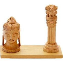 Toys made by carving wood