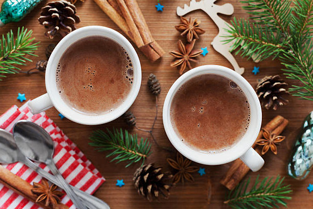 Hot Chocolate for party