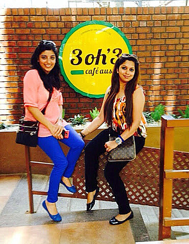 The dynamic duo- Sruthy and Neelakshi