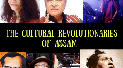 The Cultural and Literary icons of Assam
