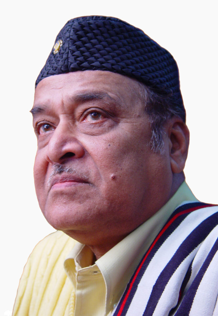 Dr. Hazarika is often credited with making Assamese music global