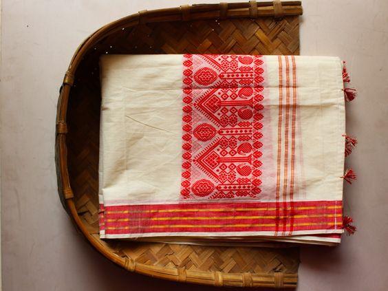 Gamosa is held in high esteem by the Assamese people.