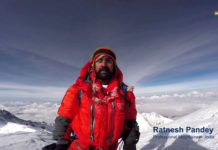 Ratnesh Pandey, Mountain, Mt.Everest, BananiVista