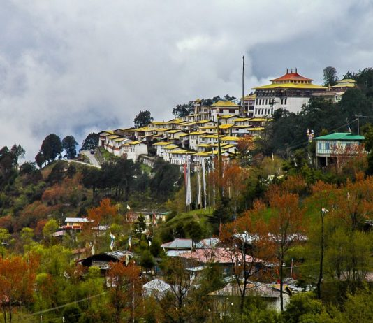Tawang Monastery, BananiVista