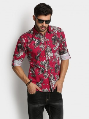 Printed shirts for men