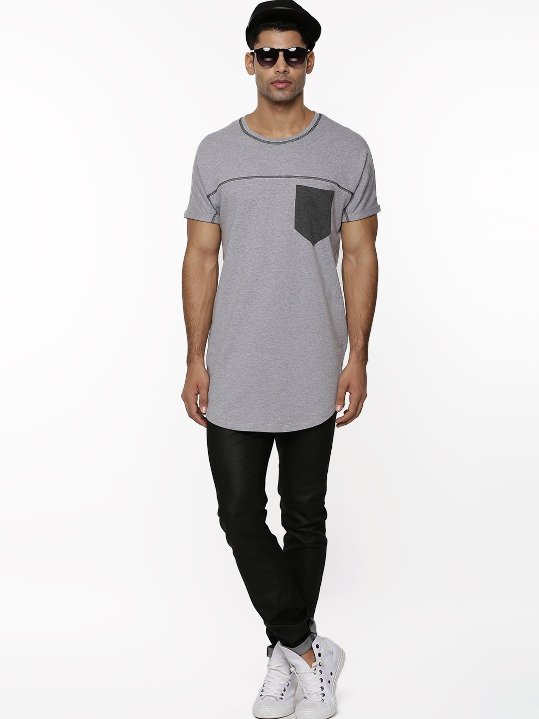 Over-sized tee for men