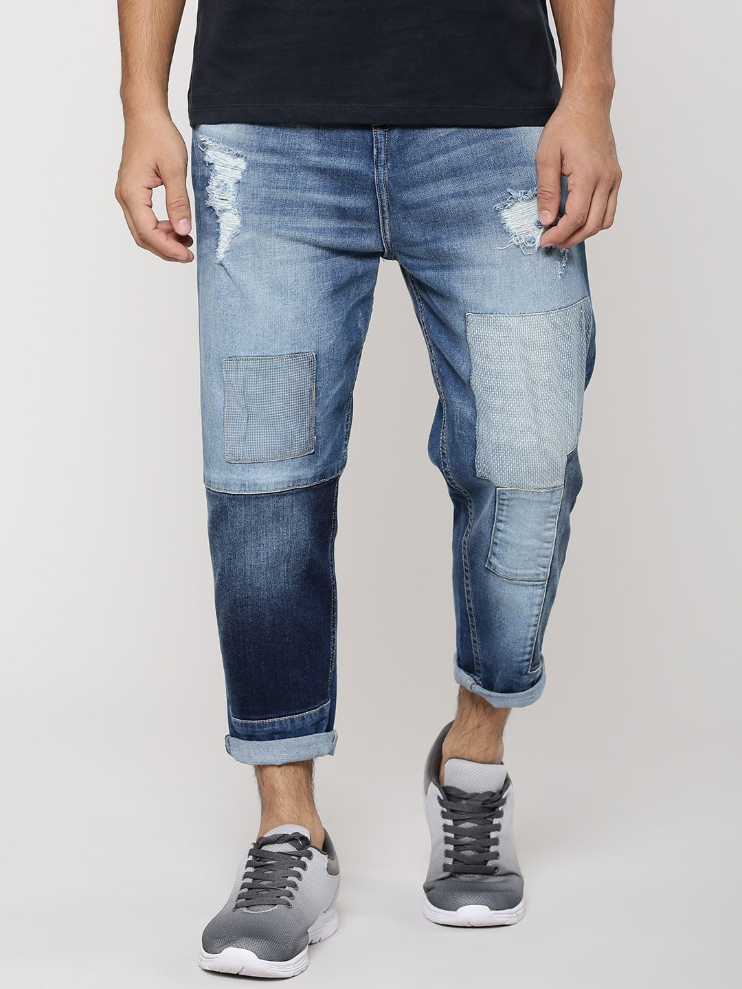Cropped Jeans for Men