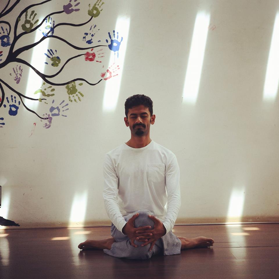 Manish Pole- Yoga Guru