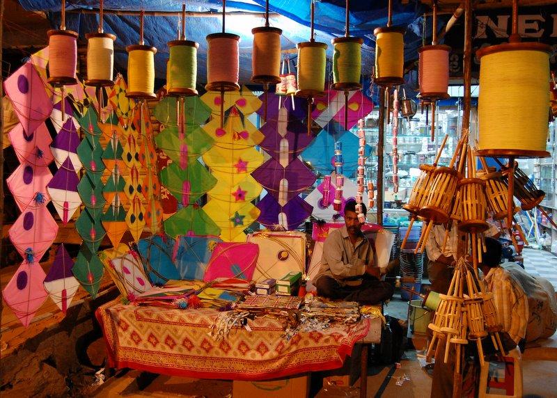 Patang Bazaar
