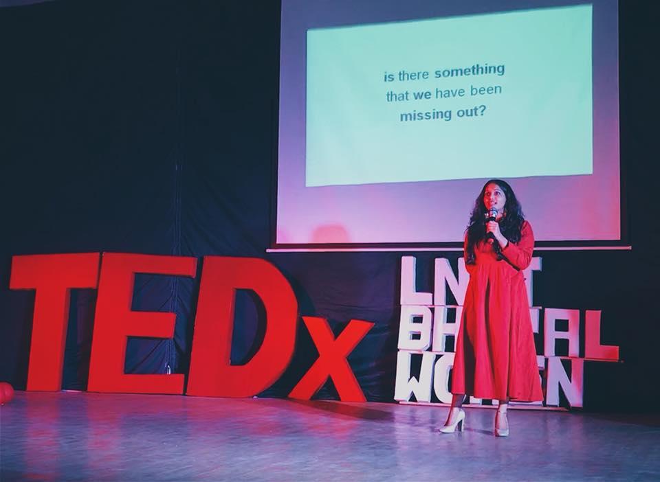 The TEDx Speaker