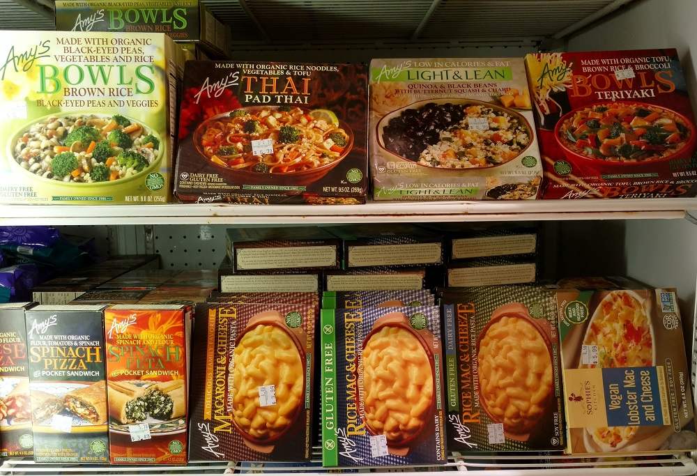 Frozen Food Products