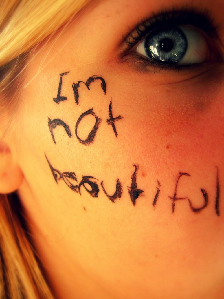 I am not beautiful