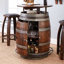 Barrel-shaped Bar Unit
