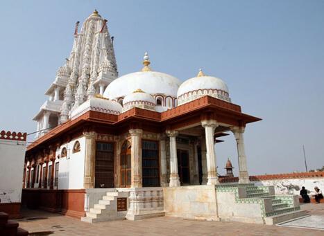 Bhandasagar Jain Temple