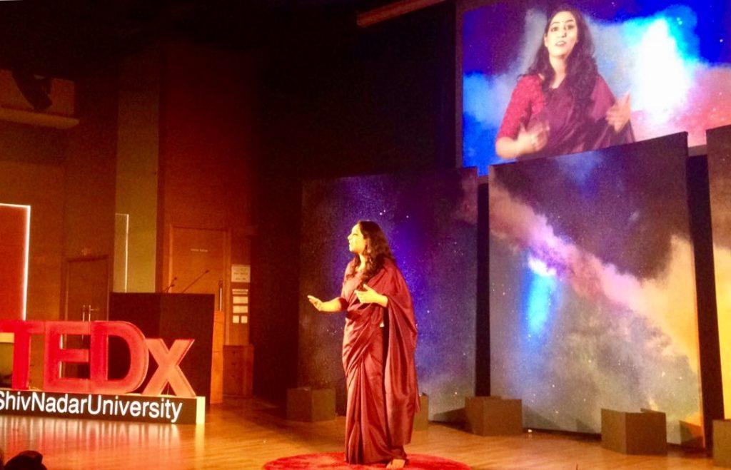 Reema at TEDx