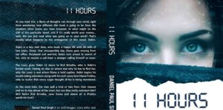 Book-11 Hours-Romantic Thriller, BananiVista