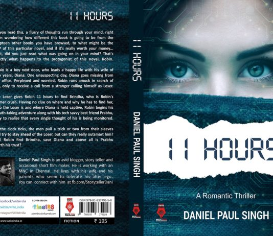 Book-11 Hours-Romantic Thriller, BananiVista